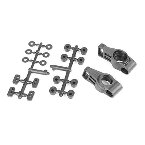TEKNO RC LLC Rear Hubs Adjustable Roll Center L/R: EB410.2, TKR6576