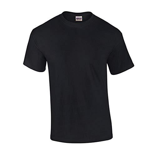 Gildan - Ultra T-Shirt '2000' - Übergrößen bis 5XL 5XL,Black