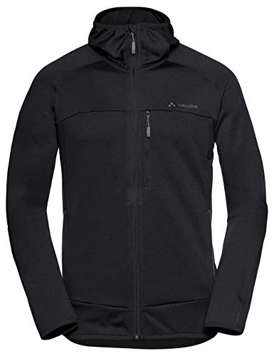 VAUDE Herren Jacke Men's Tekoa Fleece Jacket, black, 52, 409680105400