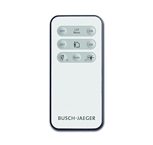 Busch-Jaeger 6841-101 6800-0-2584 Ir-Handsender, Weiß