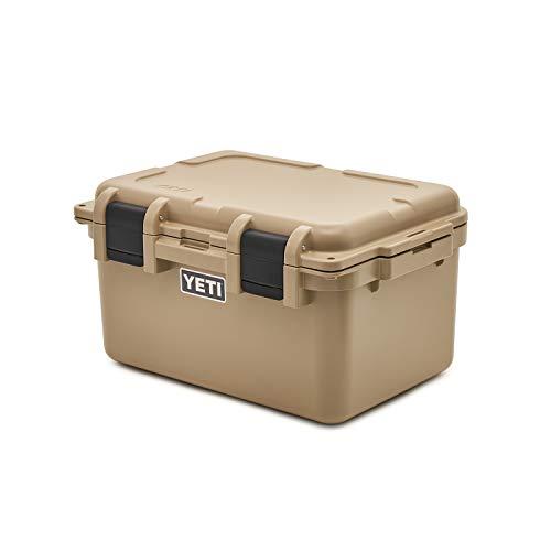 YETI LoadOut GoBox Divided Cargo Case, Tan