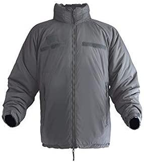 Wild Things Tactical GI PCU Level 7 Primaloft Jacket Size Medium Parka Gray