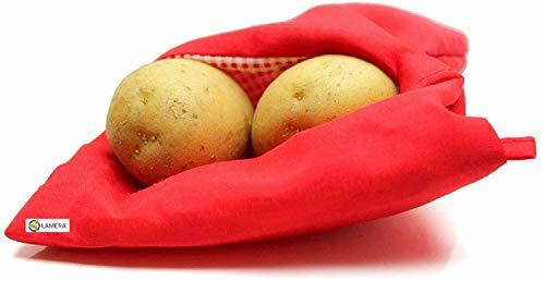 Lamera Mikrowellen Kartoffeltasche Kartoffelbeutel Kartoffelsack 1-4 Stück (1)