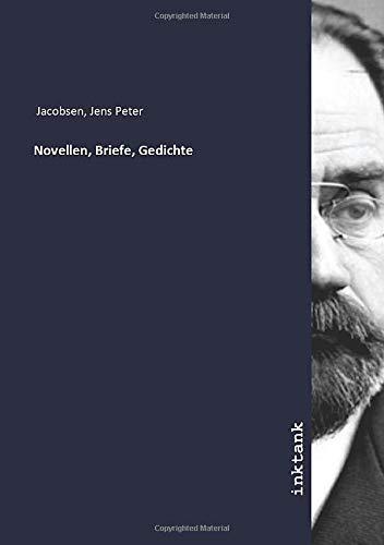 Novellen, Briefe, Gedichte