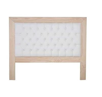 Ideal para dormitorios Medidas en cm ancho alto fondo 158 4 130 Tapizado en capitoné clásico incluido polipiel eco