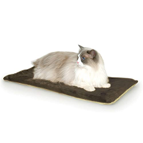 K&H Thermo-Kitty Heated Cat Bed heated cat mat