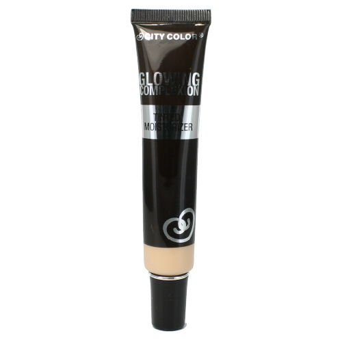 CITY COLOR Glowing Complexion Tinted Moisturizer - Light