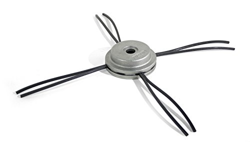 OREGON 110980 Universal aluminio fijo cortadora de cabeza con camiseta de manga...