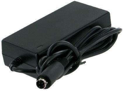 KesCom 12V / 5V Netzteil Tischnetzteil Ladengerät 2A mit 5 poligen Din Stecker passend für Trekstore Datastation Maxi x.u y.UH z.ul