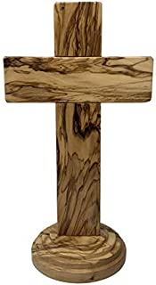 Best free standing wooden cross Reviews