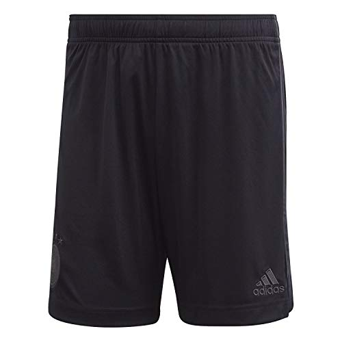 adidas Herren DFB A SHO Sport Shorts, Black, L