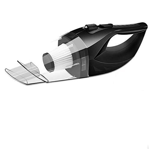 JF-Xuan Aspirador sin hilos del coche casa con la luz recargable de doble uso portátil Mini Super Power Limpiadores coche de gran alcance