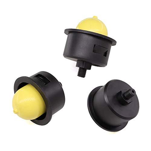 AISEN 3x Benzinpumpe Primer Pumpe für Hecht 40 541SX 5410SH 553SX / Fuxtec FX-RM Serie Rasenmäher