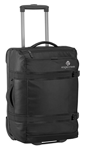 Eagle Creek No Matter What Flatbed Duffel Bag, 20-Inch, Black