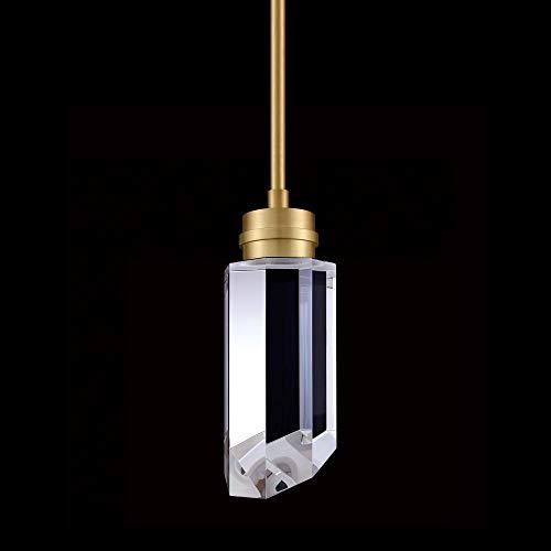 MOTINI 1-Light Cylinder Crystal ...