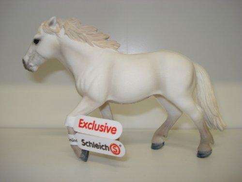 Schleich: Pferd / Stute - Weiß - Exklusiv