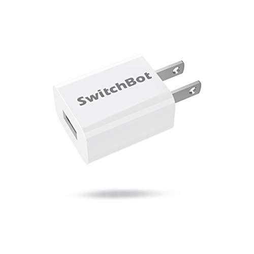 SwitchBot スイッチボット ハブミニ専用 USB充電器 スマートホーム-専用アクセサリー 5V 1A