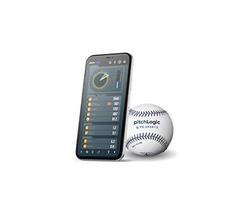 F5 Sports pitchLogic Ball and Mobile app Help Baseball Players of All Levels Train More Effectively.