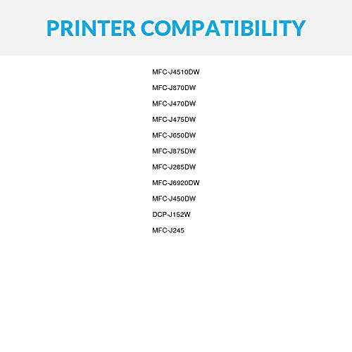 Speedy Inks Compatible Ink Cartridge Replacement for Brother LC103C High-Yield (Cyan) Photo #2