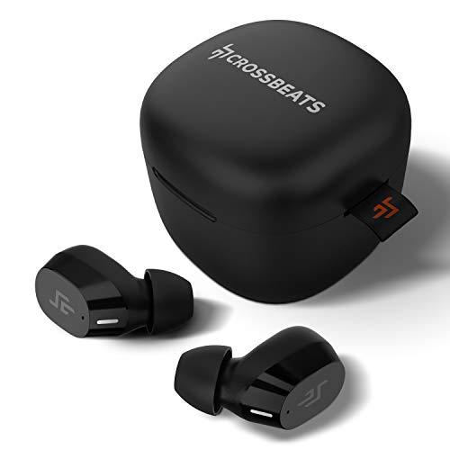 CROSSBEATS Edge Touch True Wireless in-Ear Earbuds...