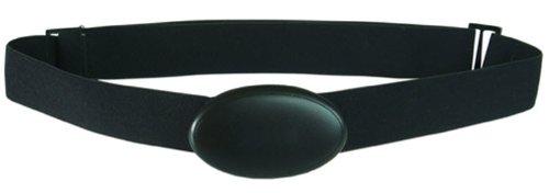 GO-SHOPPING24 borstband ongecodeerd 5,3 kHz voor ketting, polar, ergometer, crosstrainer, loopband, hometrainer, maat M-XXL