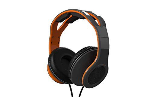 VoltEdge TX30 Game & Go Headset for PC, Xbox One, PS4, Stereo Over Ear Gaming Headphones, Awesome Comfort and Sound