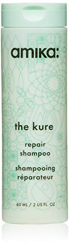 Amika The Kure Repair Shampoo, 10 Fl Oz