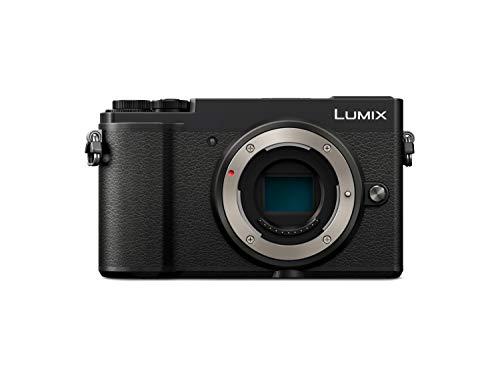 Panasonic Lumix DC-GX9 - Appareil photo EVIL 20,3 MP (stabilisateur optique 5 axes, viseur relevable, 4K, RAW, Wifi), sans objectif, couleur noire