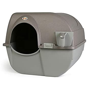Omega Paw Self-Cleaning Litter Box Large
