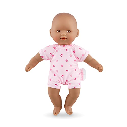 Corolle - Mini Calin Candy - 8' Soft-Body Baby Doll, Vanilla-Scented, for Kids Ages 18 Month and Up