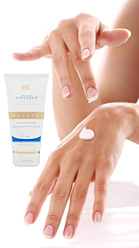 SALCOLL COLLAGEN Anti-Aging Hand Cream Review