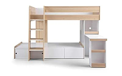 Julian Bowen Eclipse Eclipse Bunk Bed