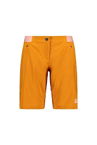 Maloja Anemonam - Damen-Shorts. S Tiger