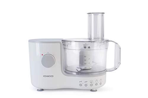 Kenwood Compact FP120 Food Processor - White