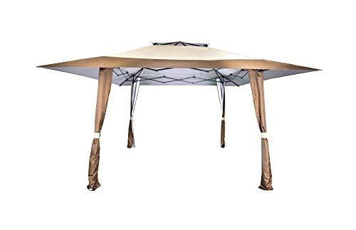 MAXIMUS ROYAL 4x4m Pop-up Gazebo Outdoor Patio Canopy Tent