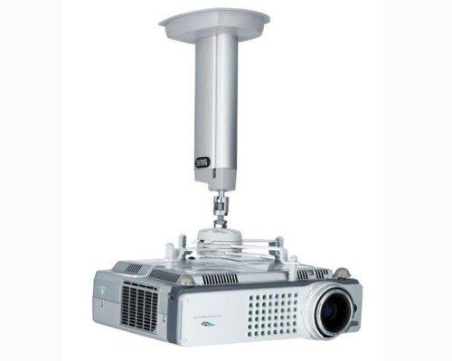 SMS projector CL F250 plafondbeugel incl. unislide aluminium/zilver