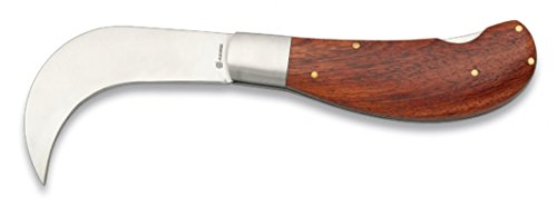 Imex El Zorro 19394 Navaja tranchete, marrón, 8.8 cm