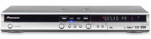 Pioneer DVR-540H-S Lecteur Graveur DVD / Enregistreur à Disque Dur / Tuner TV 160 Go