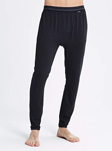 Burton Men's Lightweight Base Layer Pant, True Black W20, Small