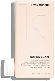 kevin Murphy, Autumn angel apircot rose colour enhancing shine treatment 250ml Apply to washed hair for 3 to 5 minutes and rinse out