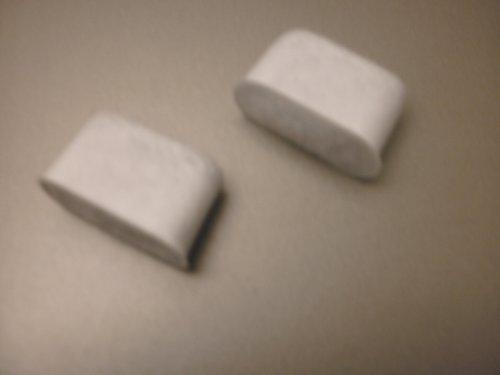 Delonghi Lot de 2 filtres à eau / filtres anti-calcaire pour cafetière Delonghi BCO410 + 420