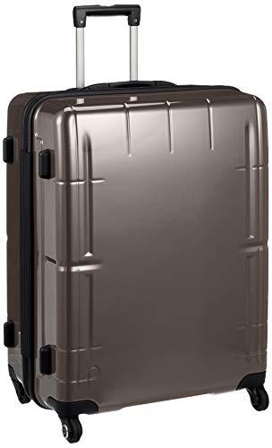 [プロテカ] スーツケース 日本製 スタリアVs ストッパー付 ベアロンホイール 100L 64 cm 5.1kg ショコラブラウン