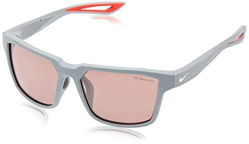 Nike EV0994-018 Fleet E Sunglasses (Frame Speed Tint Lens), Matte Wolf Grey