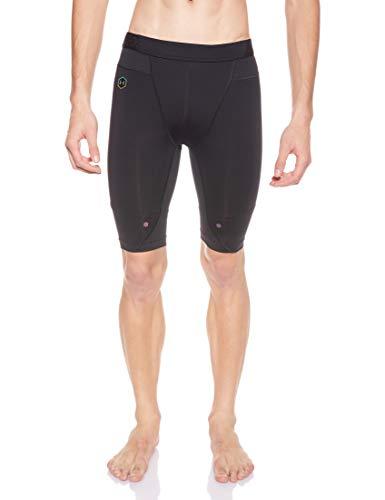 Under Armour Herren UA Comp Sport Shorts mit Rush-Technologie, Kurze Hose für Männer mit Kompressionspassform, Schwarz, Medium