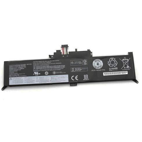 7xinbox 15,2V 51Wh 01AV432 Laptop Ersatz Akku 00HW027 00HW026 für Lenovo ThinkPad Yoga 260 AMS FB10F46465 4ICP5 / 54/88 SB10K97589