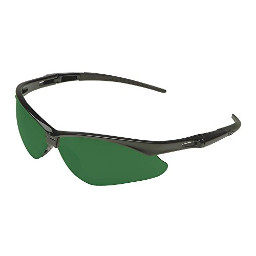 Best Review Of Jackson Shade 5.0 Safety Glasses, Scratch-Resistant, Wraparound