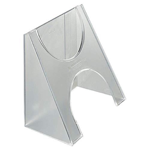 Leitz 54030002 Adapter für Wand-, Ständer- und Tischlösungen, glasklar