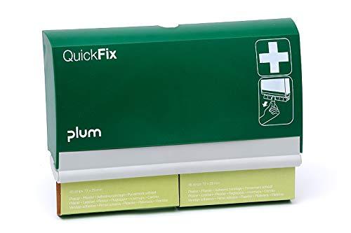 Plum 5501 QuickFix pleisterdispenser met 90 waterbestendige pleisters
