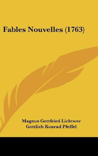 Fables Nouvelles (1763)