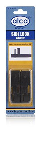 Alca W300120 Adapter Side Lock, 2 Stück